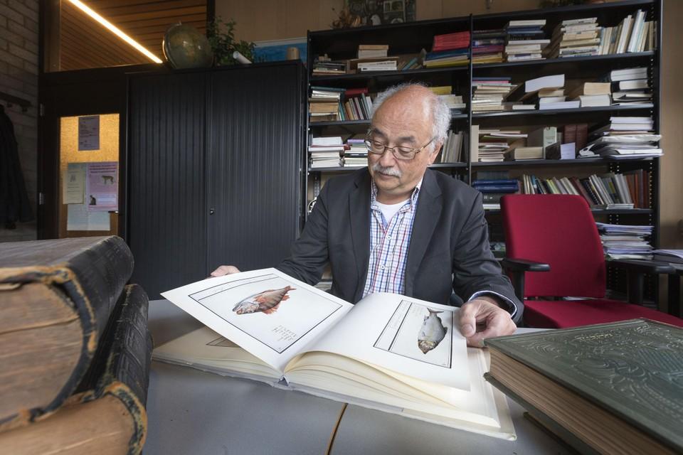 Na het vertrek van Paul Smith is er nog maar één hoogleraar Franse Taal en Cultuur in Nederland.