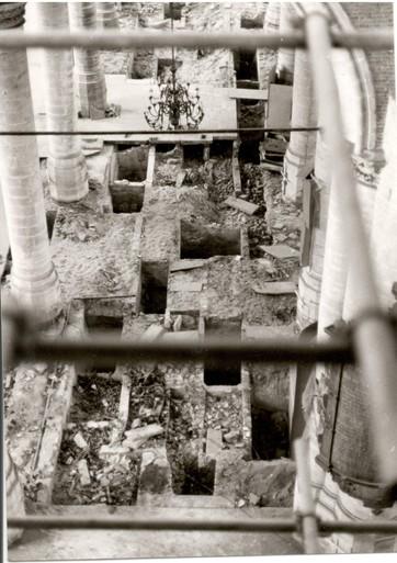 Ouders Rembrandt liggen nog op hun plek, 'de graven in de Pieterskerk zijn nooit geruimd'