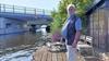 'Kabaalbrug' in de A44 verpest paradijsje aan de Oude Rijn: 'Die herrie gaat in je ziel zitten'