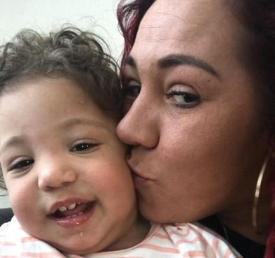 Medina (1) is ontslagen uit het ziekenhuis: klein strijdertje versloeg corona