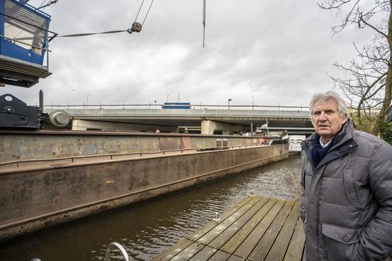Valkenburger blijft strijden voor compensatie herriebrug A44