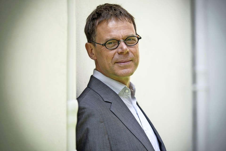 Bas van den Putte, hoogleraar Gezondheidscommunicatie aan de UvA.
