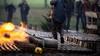 Een razendsnel verbod op carbidschieten; Teylingen, Hillegom en Lisse willen het risico niet nemen