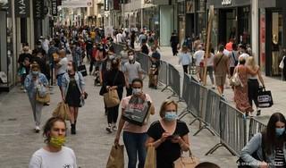 Mondkapjesplicht in Brussel bij toename besmettingen