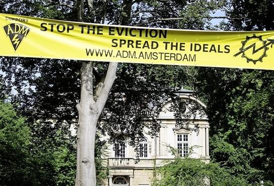Wassenaarse raad verdeeld over motie aanpak krakers Huize Ivicke