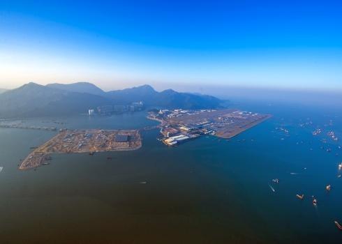 Opinie: Luchthaven in zee is onbetaalbaar