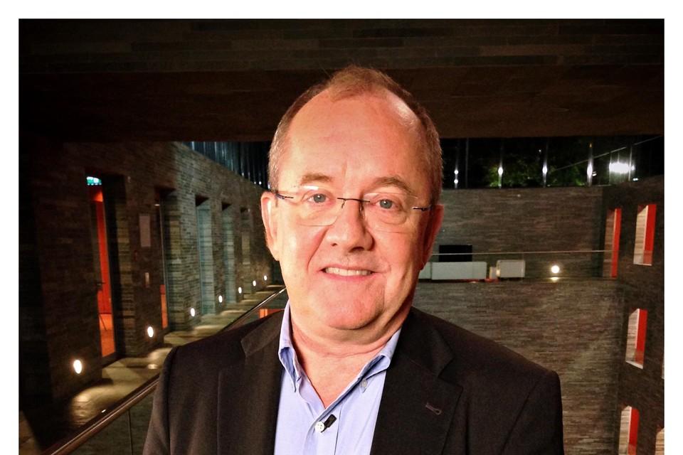 Hubert Smeets van het journalistencollectief Raam op Rusland.