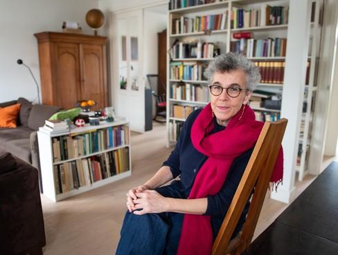 Schrijven is voor Sophie Kassies de basis van haar leven