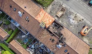 Bovenbuurman is alles in één klap kwijt na explosie in woning Sassenheim