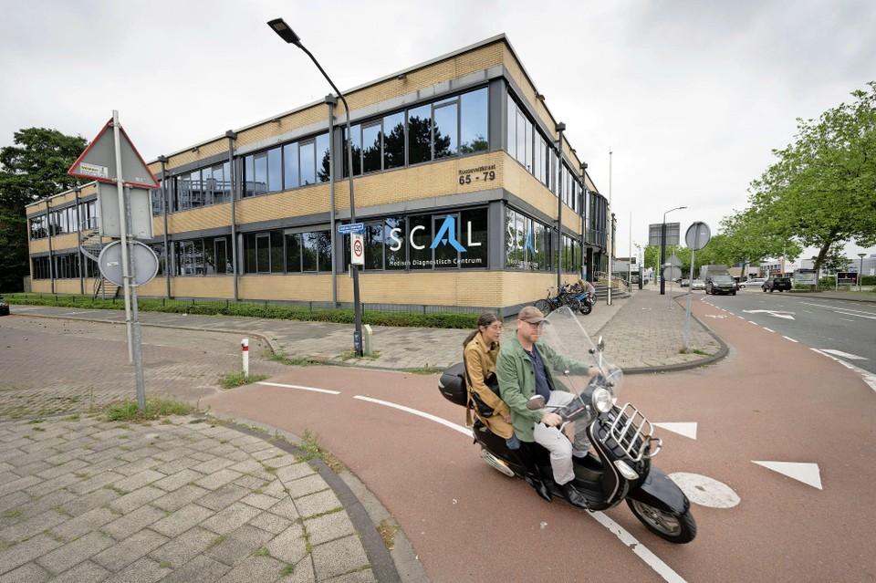 Het gebouw van Scal maakt plaats voor een 'groene' flat.