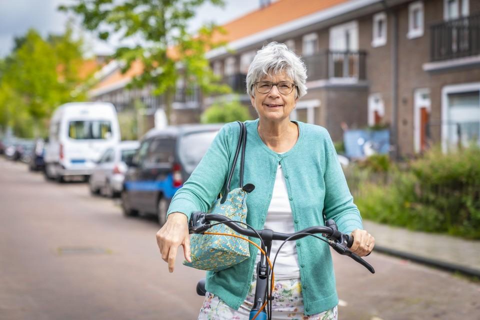 Gerda van den Berg: ,,Sommige van onze huurders kunnen het net aan redden. De samenleving is te ingewikkeld geworden.''