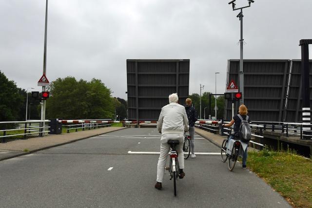 Waddingerbrug in Leiden opnieuw getroffen door storing
