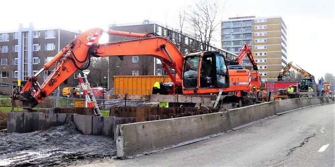Grootschalige opknapbeurt Biltlaan in Katwijk bijna klaar