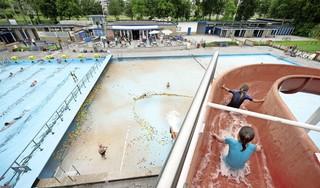 Gerenoveerd openluchtzwembad De Vliet gaat zeker weer twintig jaar mee