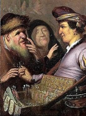 Wie maakt een eigen versie van het verdwenen paneel: Rembrandts vijfde zintuig?