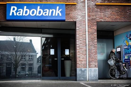 Rabobank stopt met kluisjes in bank waar kluisjesroof plaatsvond