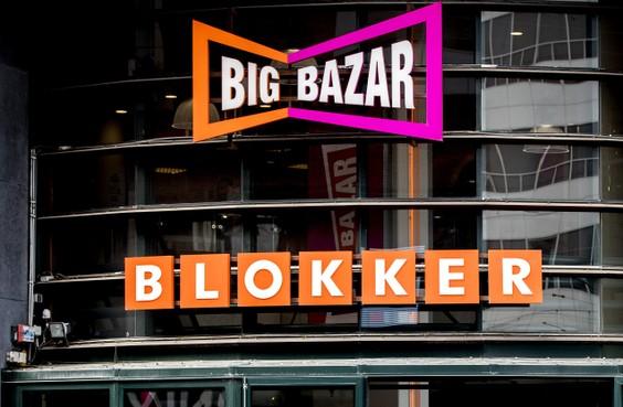 Bestuurder neemt Blokker en Big Bazar over