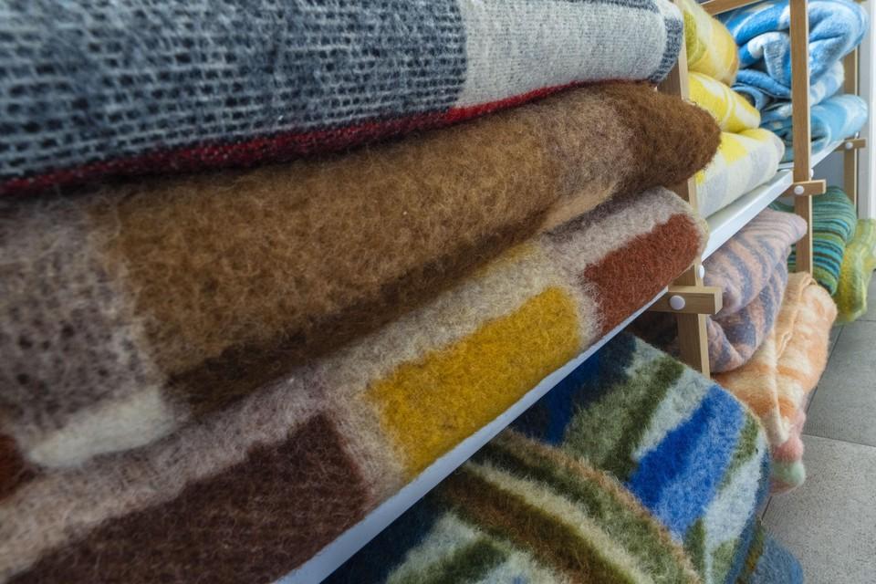 Op Marktplaats werden Leidse dekens gevonden.