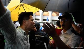 Activisten Hongkong vervolgd om illegale herdenking bloedbad