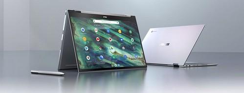 Chromebook lijkt bezig aan een opmars