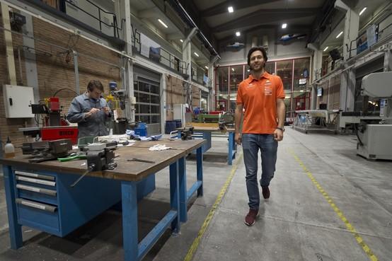 Valkenburgse student (23) is hoofdingenieur zonneraceteam TU Delft: 'Mijn leven is ineens totaal veranderd'