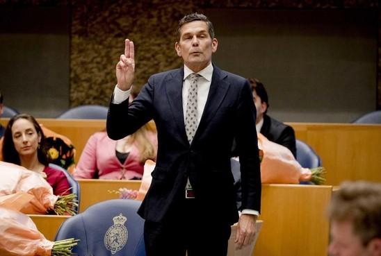 PVV-Kamerlid Beertema: 'Toestaan actie Extinction Rebellion bewijst linkse vooringenomenheid Universiteit Leiden'