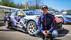 Autosport-grootheid Sébastien Loeb kwam even langs met zijn helikopter om even bij te praten. 'Dat was een mooie ervaring, want Loeb is mijn jeugdheld'