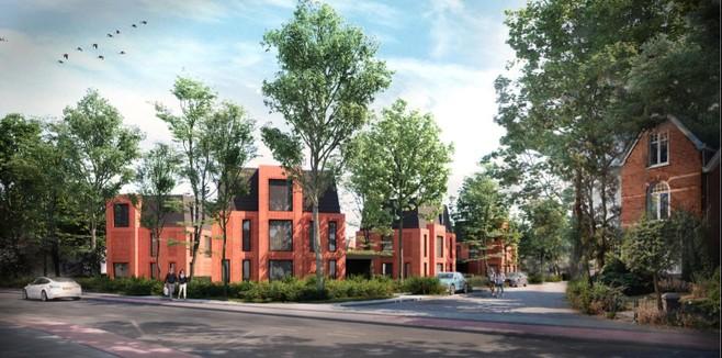 Veel belangstelling voor villa's Lindenhof in Lisse