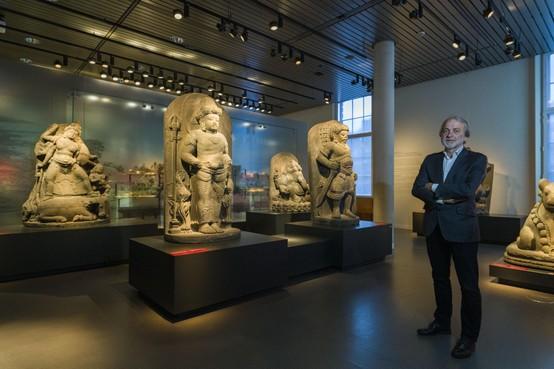 Pieter ter Keurs wil als hoogleraar Museums, Collections and Society meer smoel aan Leids 'Smithsonian'