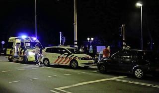 Fietser zwaargewond bij ongeval in Hillegom, tegenpartij mogelijk doorgereden