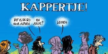 Cartoon: Kapper vitaal beroep?