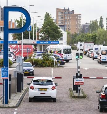 Leiden onderzoekt of er een park&ride kan komen nabij rijksweg A4
