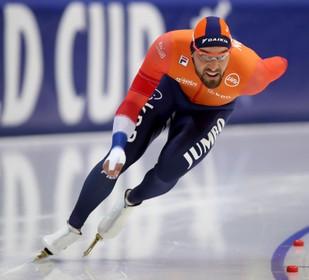 Later uitspraak in geschil over aanwijsplek schaatser Kjeld Nuis
