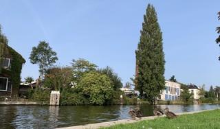 Leidenaar wil huis in zijn tuin bouwen, maar de gemeente zegt ja noch nee