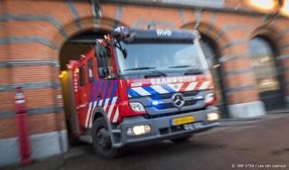 Vijf huizen tijdelijk ontruimd vanwege woningbrand in Den Haag