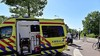 Twee ongelukken achter elkaar in Leiden: vrouw geschept op rotonde en een scooterrijder die na ongeval voor hazenpad kiest
