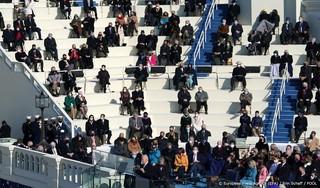 Inauguratie in VS zonder grote incidenten verlopen