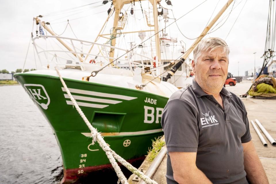 Visser Dirk Kraak: ,,Vissers willen uitkoopregeling.''