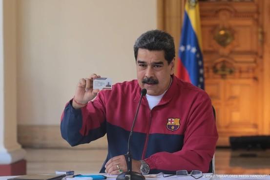 VS loven beloning uit voor arrestatie president Venezuela