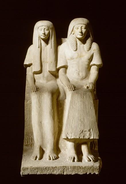 Maya en Merit.