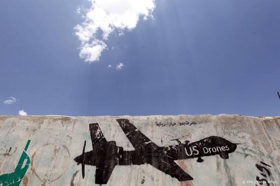 Amerikaanse drone in Jemen neergehaald
