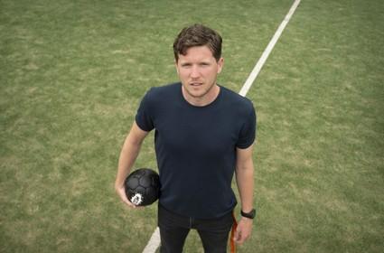 Bescheiden Rik Vermeulen neemt na vijftien seizoenen afscheid van FC Lisse: 'Ik wilde zelf moment bepalen waarop ik zou stoppen'