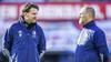 Zo raar kan het lopen in het voetbal: opeens zit Koen Stam naast Dick Advocaat in de dug-out van Feyenoord