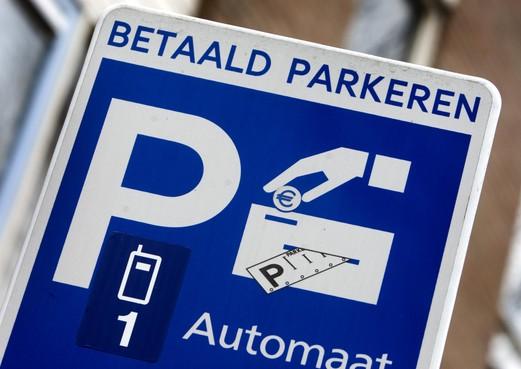 Mobiel parkeren met de gehandicaptenparkeerapp in Alphen aan den Rijn