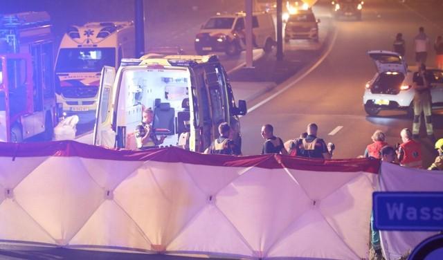 Voetganger overleden bij ongeval op N440 tussen Wassenaar en Den Haag