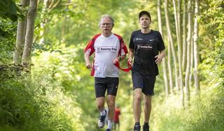 Passies zijn voor slechtziende Martijn Rijsenbrij groter dan obstakels. Hij loopt hard en is rapper [video]