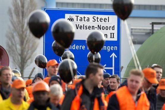 Commentaar: Om die 1600 banen bij Tata Steel gaat nog stevig gestreden worden