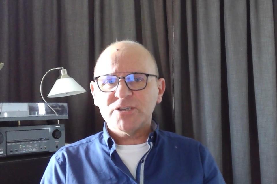 Pieter Kuit, voorzitter van de stichting BPOC2020