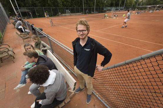 Van Terheijden en Boonstra weer van de partij bij Open Leidse tenniskampioenschappen