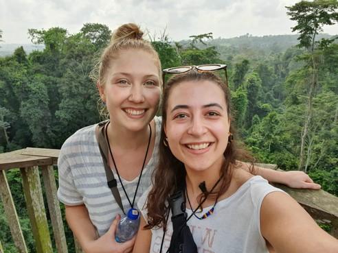 Joline en Eeke uit Leiderdorp zitten vast in Ghana